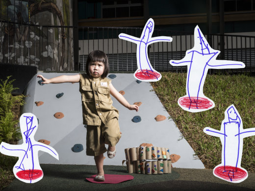 Is Anyone Home? An exhibition exploring childhood in Singapore by Superhero Me
