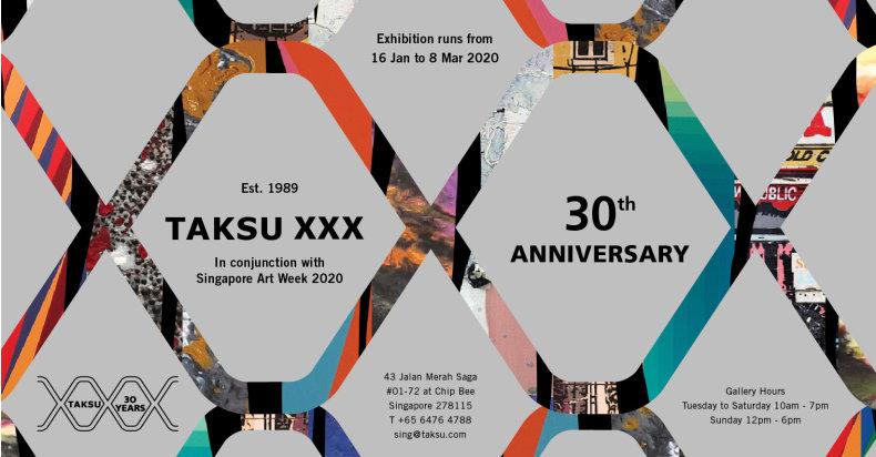 TAKSU 30th Anniversary
