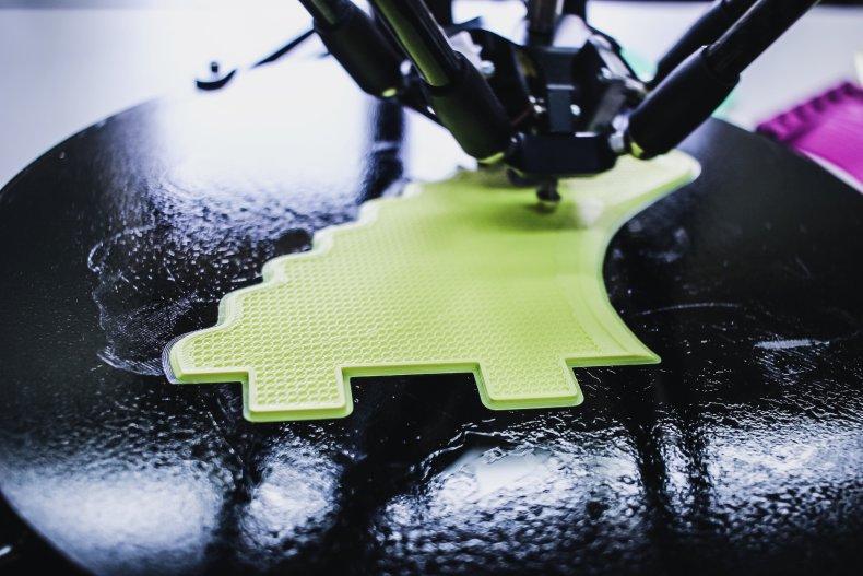 3D Printing Art Engagement